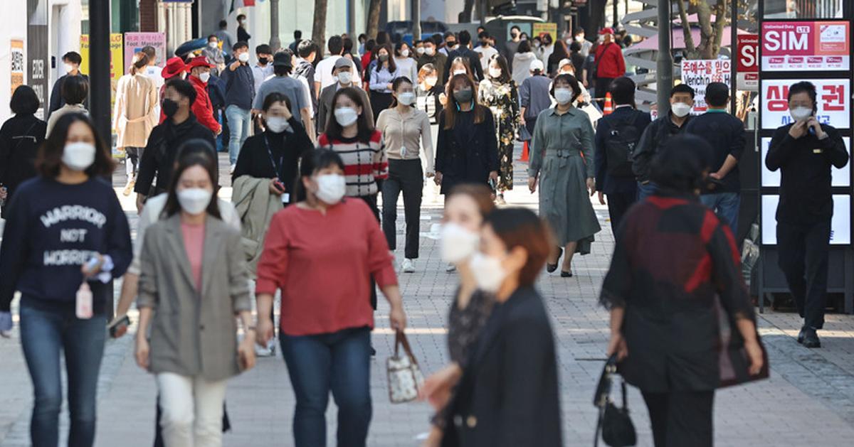 韓國疫情限制再放寬