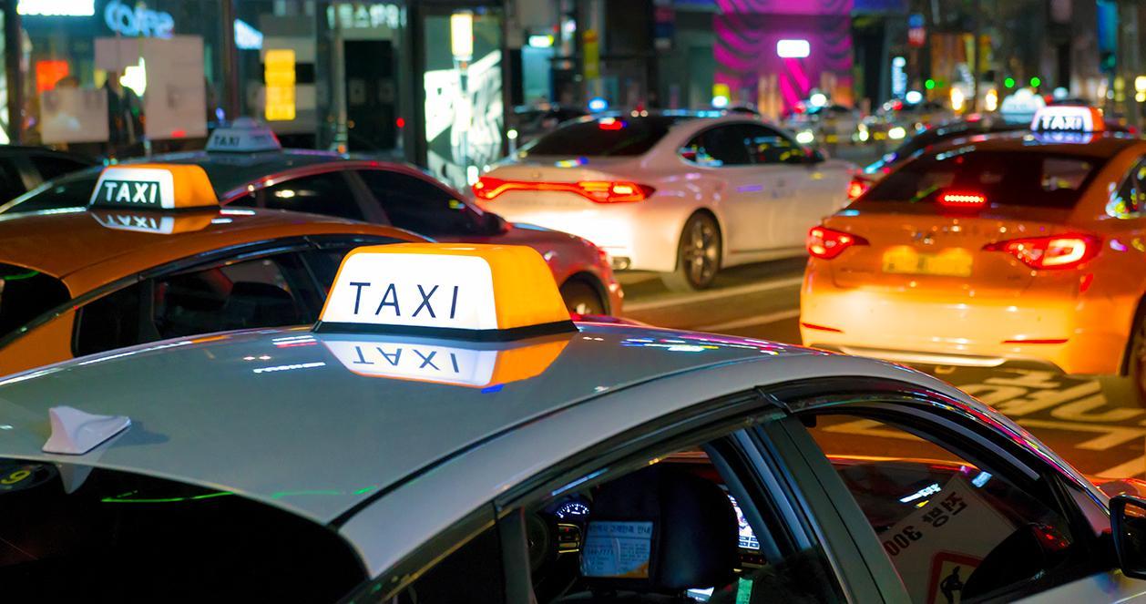 2021韓國計程車懶人包