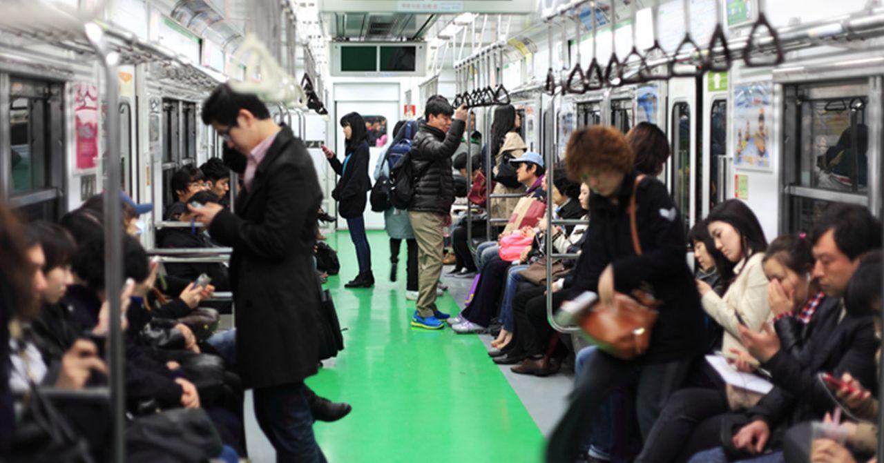 五大城市地鐵總整理