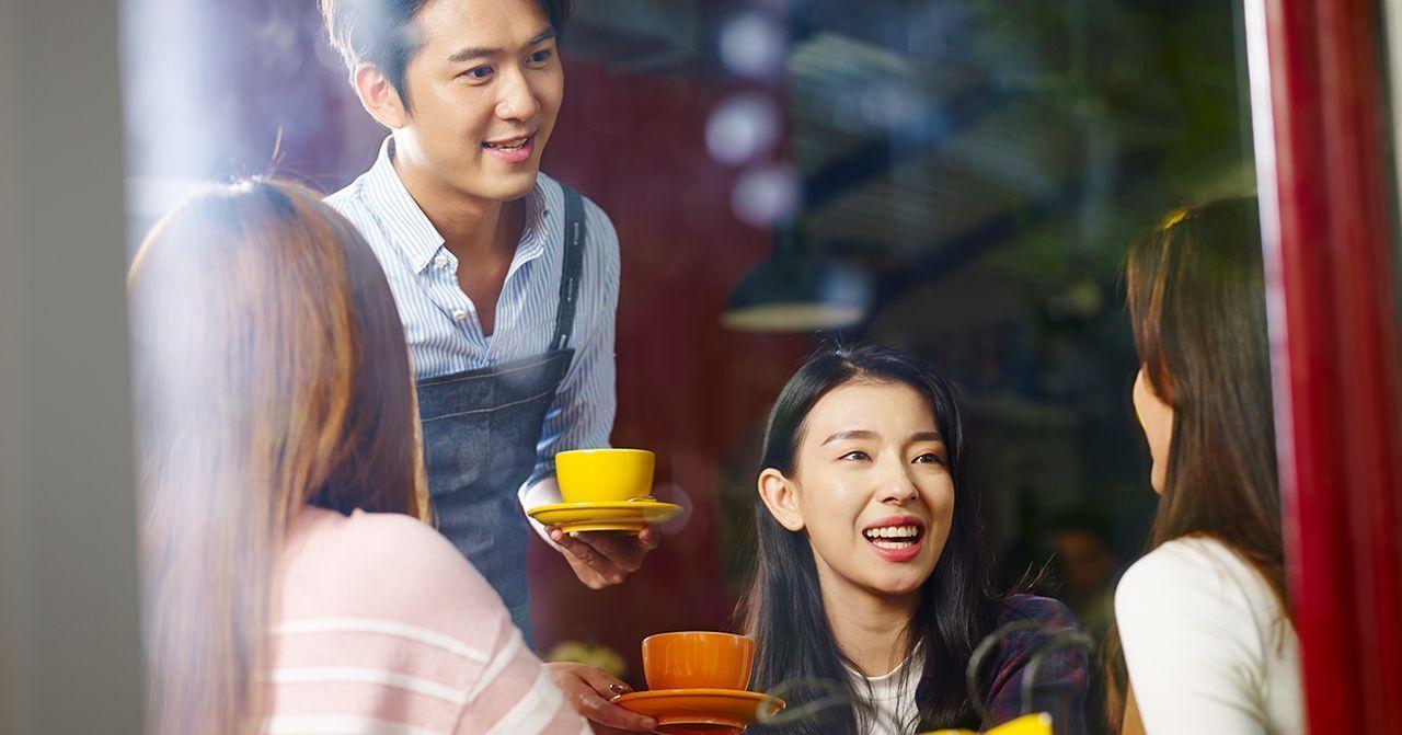 韓國咖啡廳韓文教學
