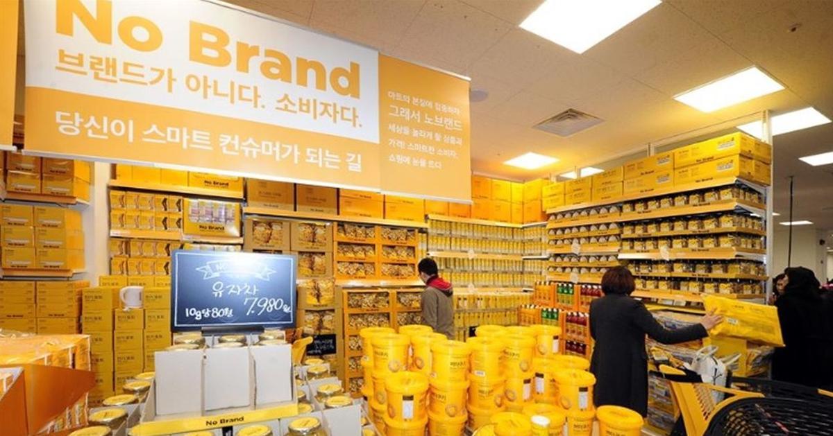 韓國No Brand零食/點心推薦(可代購)