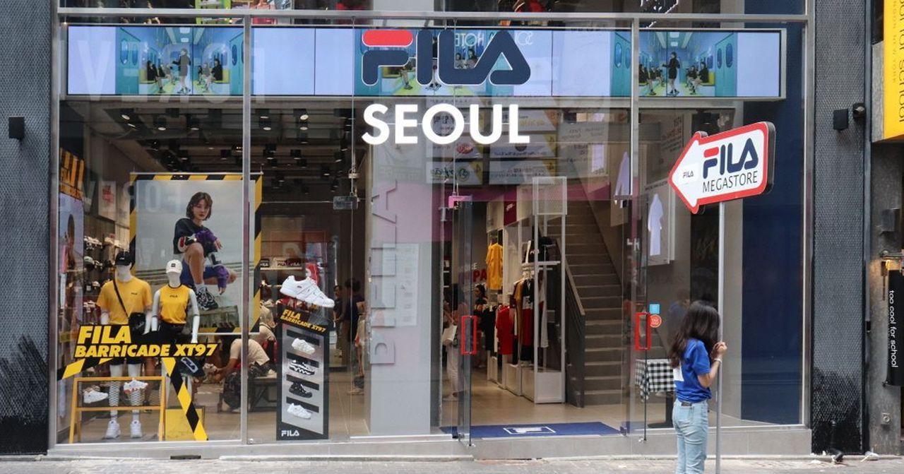 2020韓國FILA探訪