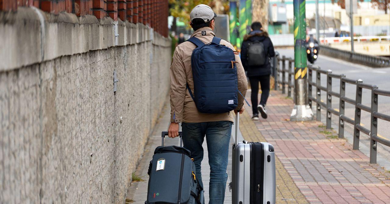 行李託運|飯店、弘大⇋機場(SAFEX)