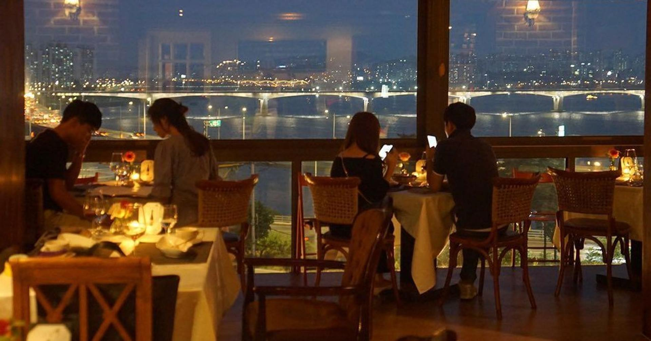 首爾景觀餐廳|I.O.U