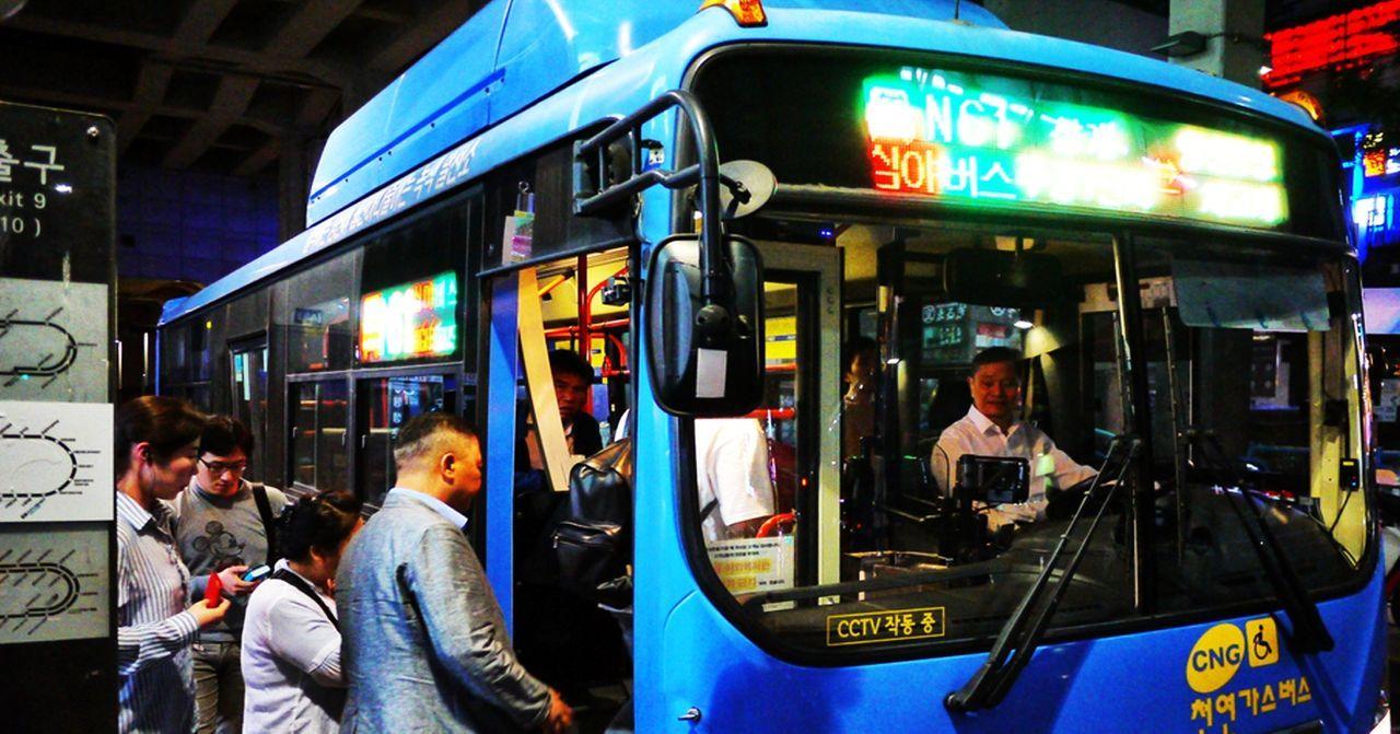 首爾深夜巴士懶人包
