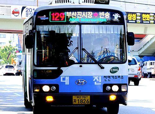 釜山交通方式總整理