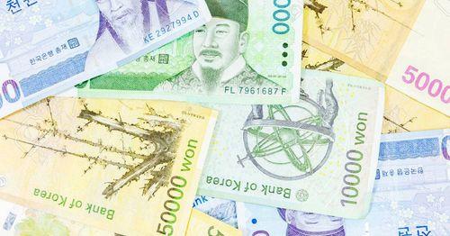 日本 五 円 万 ウォン 千