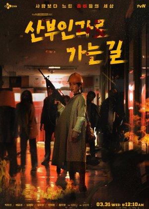 korean zombie movie on the way to the gynecologist
