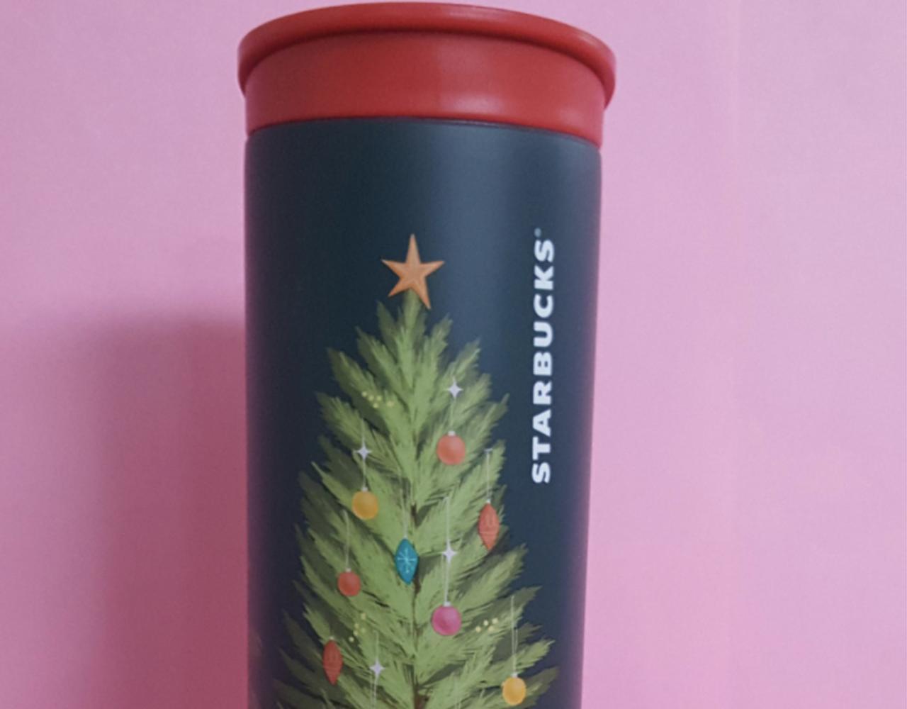 聖誕麋鹿保溫杯