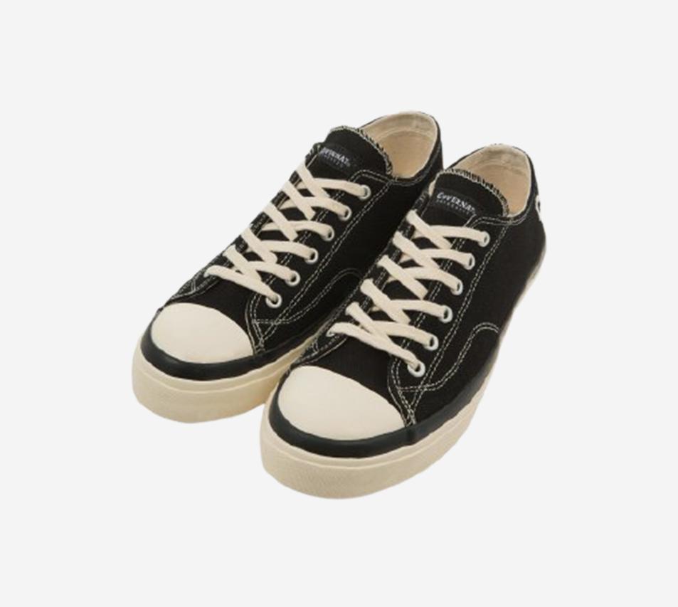 Cover系列帆布鞋(黑色)