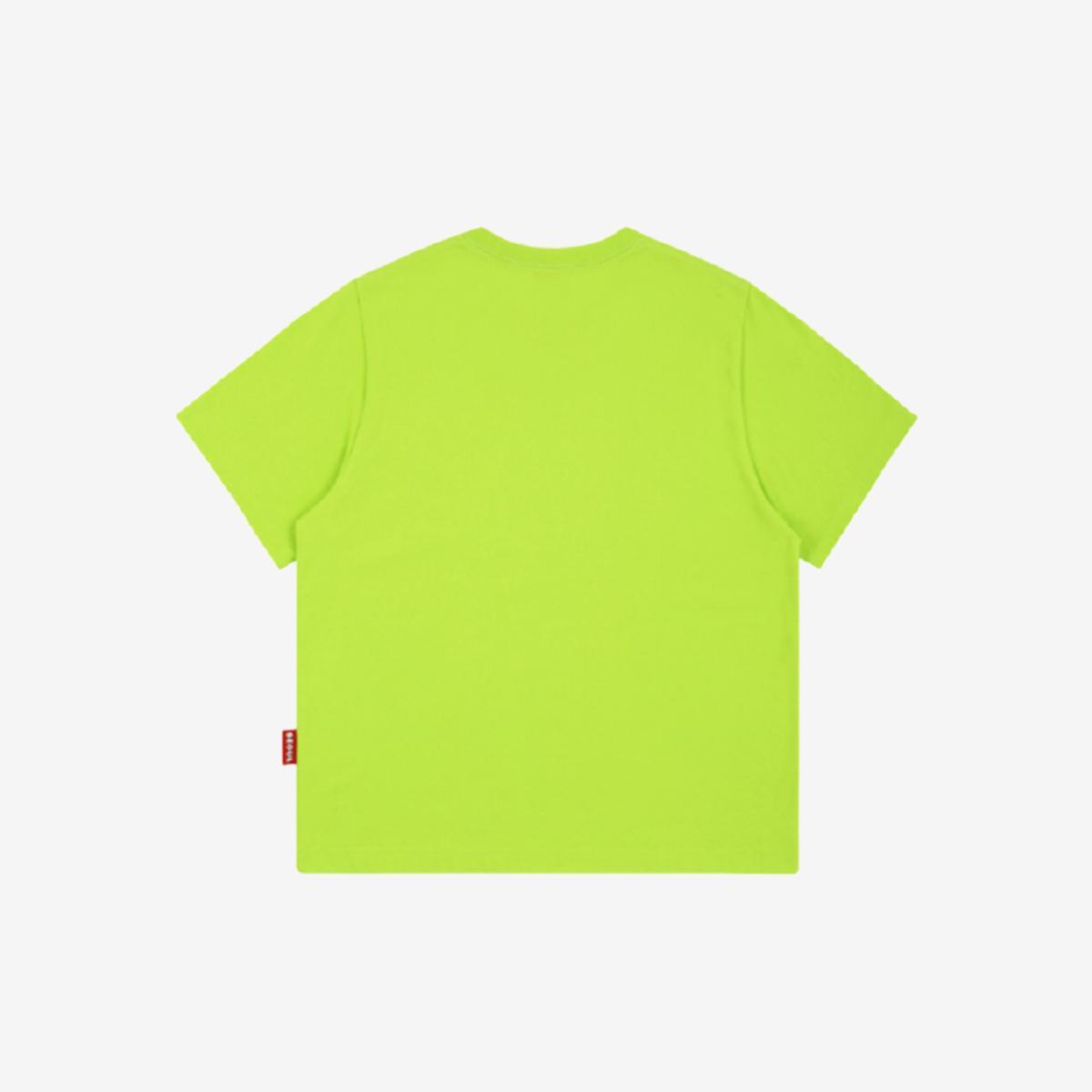 2020 經典T-Shirt(萊姆綠)