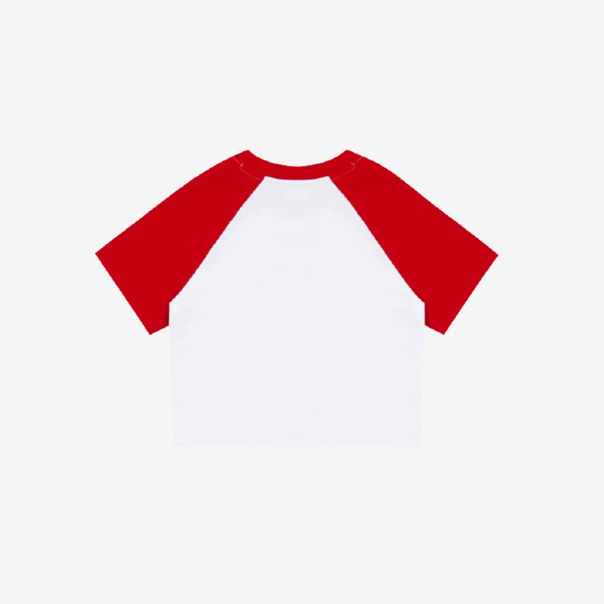 2020 短板T-Shirt(紅色)
