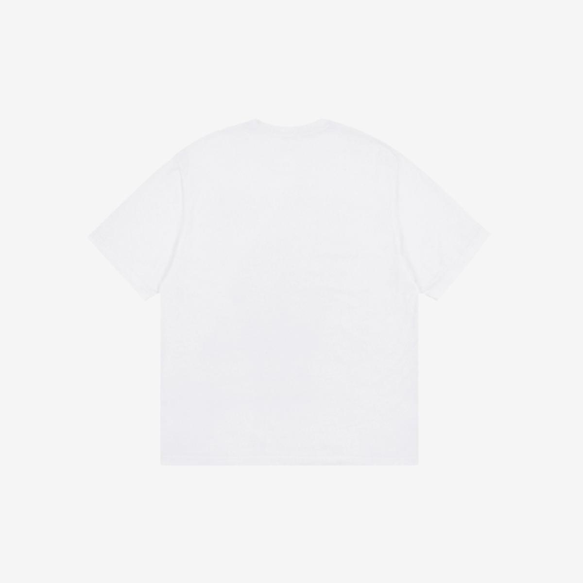Logo T-shirt 兩件組(Multi 黑白)
