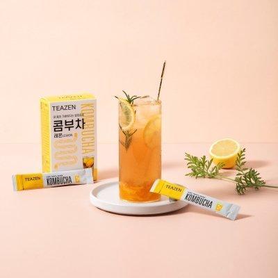 檸檬味康普茶(10T)