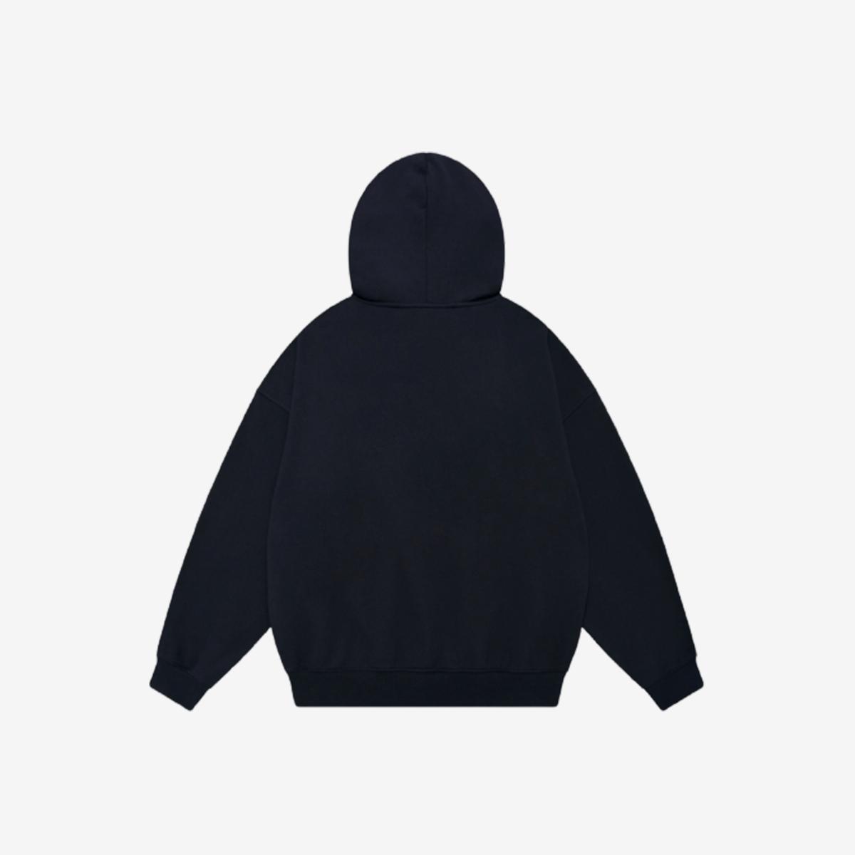 ⟪河成雲同款⟫ 2020 Signature 帽T(海軍藍)