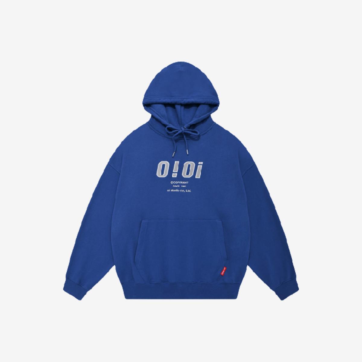 ⟪河成雲同款⟫ 2020 Signature 帽T(藍色)