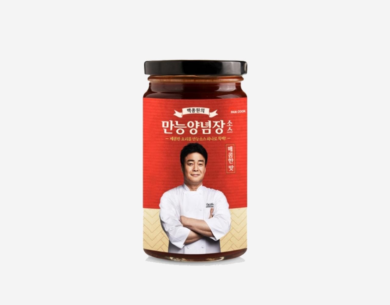 白種元萬能調味辣醬